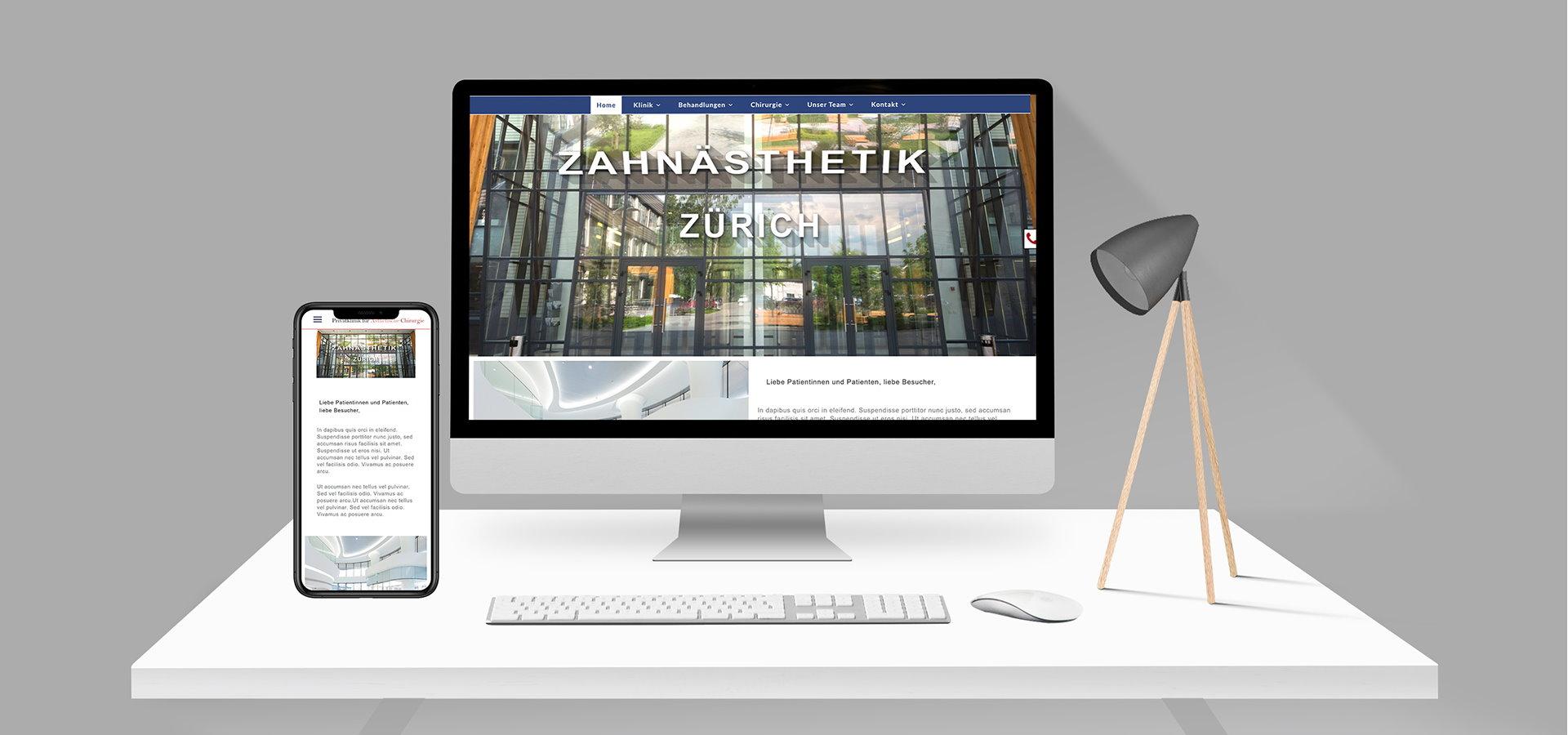 Zahnaesthetik-Zuerich.ch